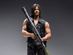 The Walking Dead TV Series Daryl Dixon (Rocket Launcher) Deluxe Figure