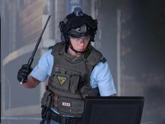 Counter Terrorism Response Unit Assault Team 1/6 Scale Figure