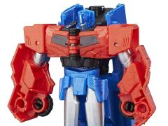 Transformers Robots in Disguise One Step Changer Optimus Prime