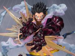 One Piece FiguartsZERO Monkey D. Luffy (Gear 4 Lion Bazooka)