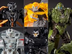 Transformers Studio Series Deluxe Wave 4 Set of 5 Figures