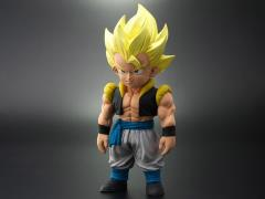 Dragon Ball Super Retro Sofubi Collection Super Saiyan Gogeta Exclusive
