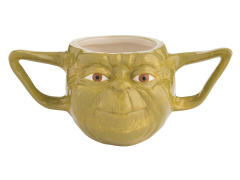 Star Wars Yoda Premium Sculpted Ceramic Mug