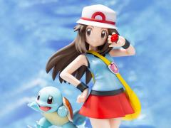 Pokemon ArtFX J Green With Squirtle Statue