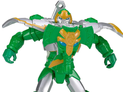 Power Rangers Ninja Steel Deluxe Armored Rumble Tusk Zord