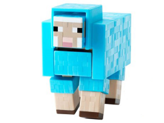 Minecraft Shearable Sheep Figure