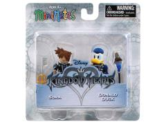 Kingdom Hearts Minimates Sora & Donald Duck Two-Pack