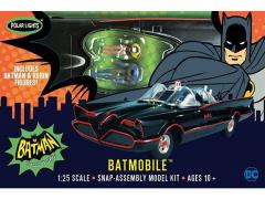 Batman Classic TV Series Batmobile 1/25 Scale Model Kit