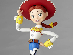 Toy Story Legacy of Revoltech Jessie (Renewal Package Ver.)