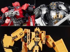 Transformers Studio Series Deluxe Wave 6 Set of 3 Figures