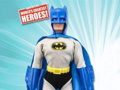 "DC World's Greatest Heroes Batman (Removable Cowl) 12"" Retro Figure"