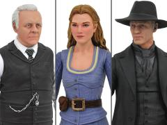 Westworld Select Wave 1 Set of 3 Figures