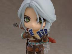 The Witcher 3: Wild Hunt Nendoroid No.1108 Ciri