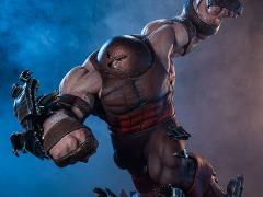 Marvel Juggernaut Maquette
