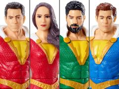 Shazam Basic Wave 1 Set of 4 Figures