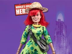 "Batman World's Greatest Heroes Pamela Isely 8"" Retro Figure"