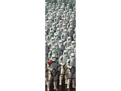 Star Wars Stormtrooper Army Fan Panel