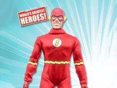 "DC World's Greatest Heroes The Flash 12"" Retro Figure"