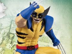 Marvel Comics D-Stage DS-021 Wolverine PX Previews Exclusive Statue