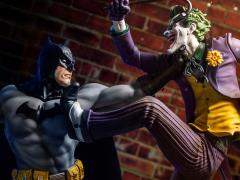 DC Comics Batman vs The Joker Battle 1/6 Scale Limited Edition Diorama