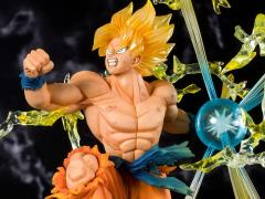 Dragon Ball Z FiguartsZERO Super Saiyan Goku (The Burning Battles)