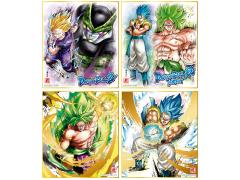 Dragon Ball Shikishi Art Vol. 8 Box of 10 Art Cards