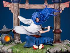 Samurai Shodown II Ukyo Tachibana 1/8 Scale Limited Edition Statue With Diorama