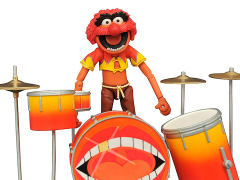 The Muppets Select Animal & Drum Kit BBTS Exclusive Production Run