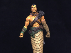 Vitruvian H.A.C.K.S. Naga