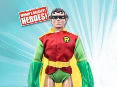"DC World's Greatest Heroes Robin (Removable Mask) 12"" Retro Figure"