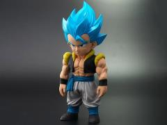 Dragon Ball Super Retro Sofubi Collection Super Saiyan God Super Saiyan Gogeta Exclusive