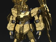 Gundam HGUC 1/144 Unicorn Gundam 03 Phenex Unicorn Mode (Gold Coating) Model Kit