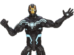 "Marvel Universe 3.75"" Iron Man (Black & White) Figure"