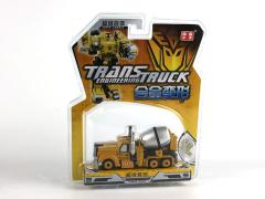 TransTruck Engineering Dissolution Master