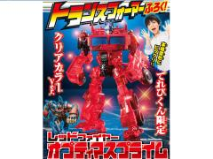 Bumblebee Energon Igniters Speed Series Optimus Prime Exclusive