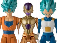 "Dragon Ball Super Limit Breaker 12"" Wave 1 Set of 3 Figures"
