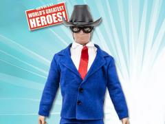 "DC World's Greatest Heroes Clark Kent 12"" Retro Figure"