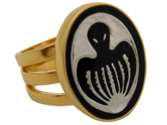 Thunderball Spectre Agent Ring Limited Edition Prop Replica