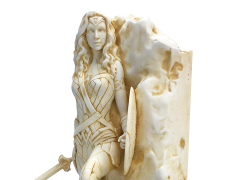 DC Comics Neo-Classical Wonder Woman Marble Finish Fine Art Statue