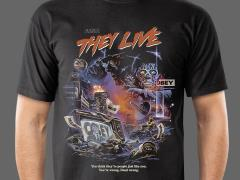 John Carpenter's They Live T-Shirt