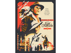 Indiana Jones Crusade Limited Edition Lithograph