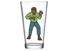 Universal Monsters Wolfman Pint Glass