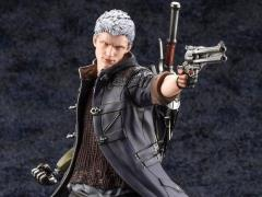 Devil May Cry 5 ArtFX J Nero Statue