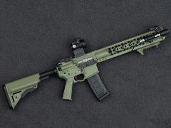 General's Armoury GA0004 LVOA (Foliage Green) 1/6 Scale Accessory Set