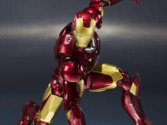 Iron Man S.H.Figuarts Iron Man Mark III (2nd Production Run)
