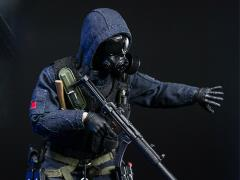 British Special Forces Pocket Elite Series SAS CRW Assaulter 1/12 Scale Figure