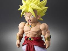 Dragon Ball Z Retro Sofubi Collection Broly (Shouting Ver.) Exclusive