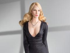 Fashion Short Dress Suit (Black) 1/6 Scale Accessory Set