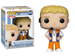 Pop! Rocks: *NSYNC - Justin Timberlake