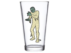 Universal Monsters Mummy Pint Glass